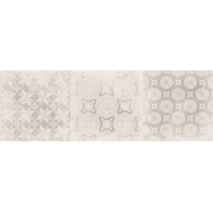 Azulejo DECOR DOWNTOWN IVORY Mate 1ª 40x120 Rect. 1