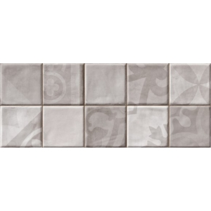 Azulejo DECOR MADISON TEN WHITE BRILLO 1ª 20x50