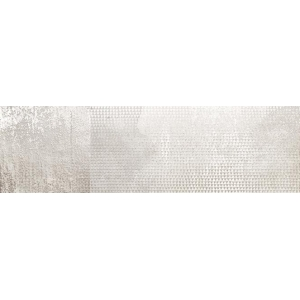 Azulejo NEUTRAL DEC.MISTERY WHITE - A 1ª 29x100 Rect. by Ibero 1