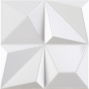 MULTISHAPES WHITE GLOSS 1ª 25x25
