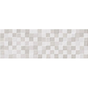 Revestimiento RELIEVE OPTIMA WHITE 25x75 1ª PORC. RECT. 1