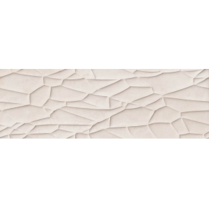 Revestimiento RELIEVE REACTION IVORY 1ª 29.5x90 RECT. 1