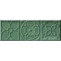 DECOR ALTAIR JADE BRILLO 1ª 10x30