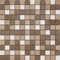 MOSAICO SOLID WARM MATE 1ª 30x30