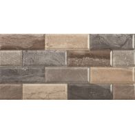 MARBLEBRICK MIX brillo 1ª 25x50
