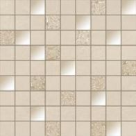 MOSAICO NEUTRAL SAND 1ª 31.6x31.6 Rect. by Ibero