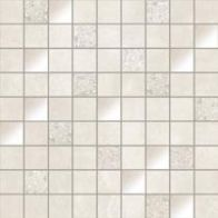 MOSAICO NEUTRAL WHITE 1ª 31.6x31.6 Rect. by Ibero