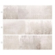 Azulejo NEUTRAL DEC.MISTERY WHITE - A 1ª 29x100 Rect. by Ibero 2