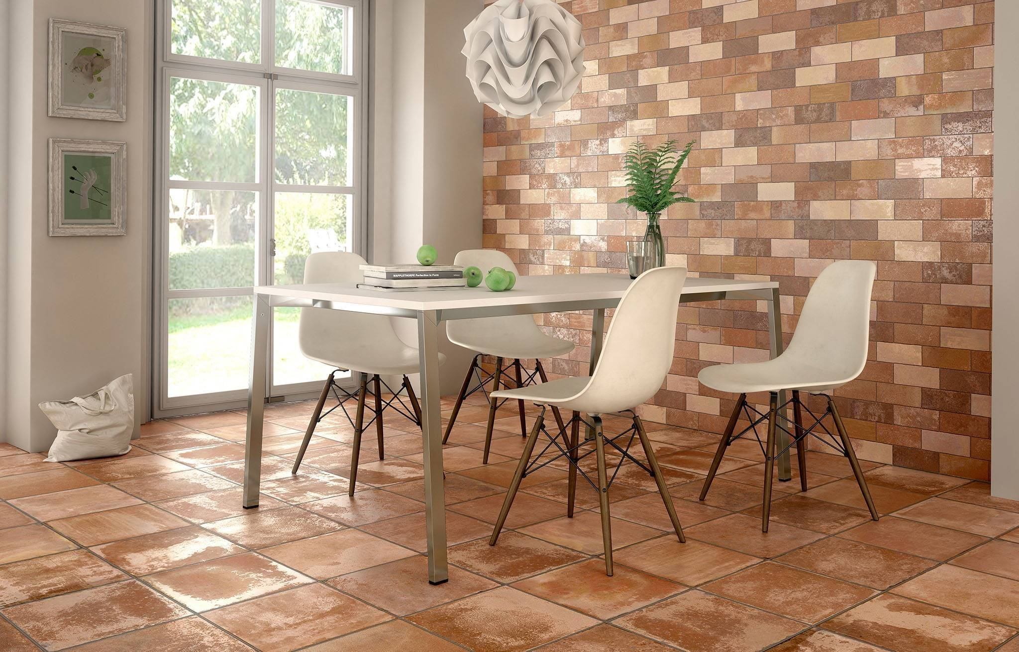 Gres porcelanico rustico interior perfect gres for Pavimento rustico interior